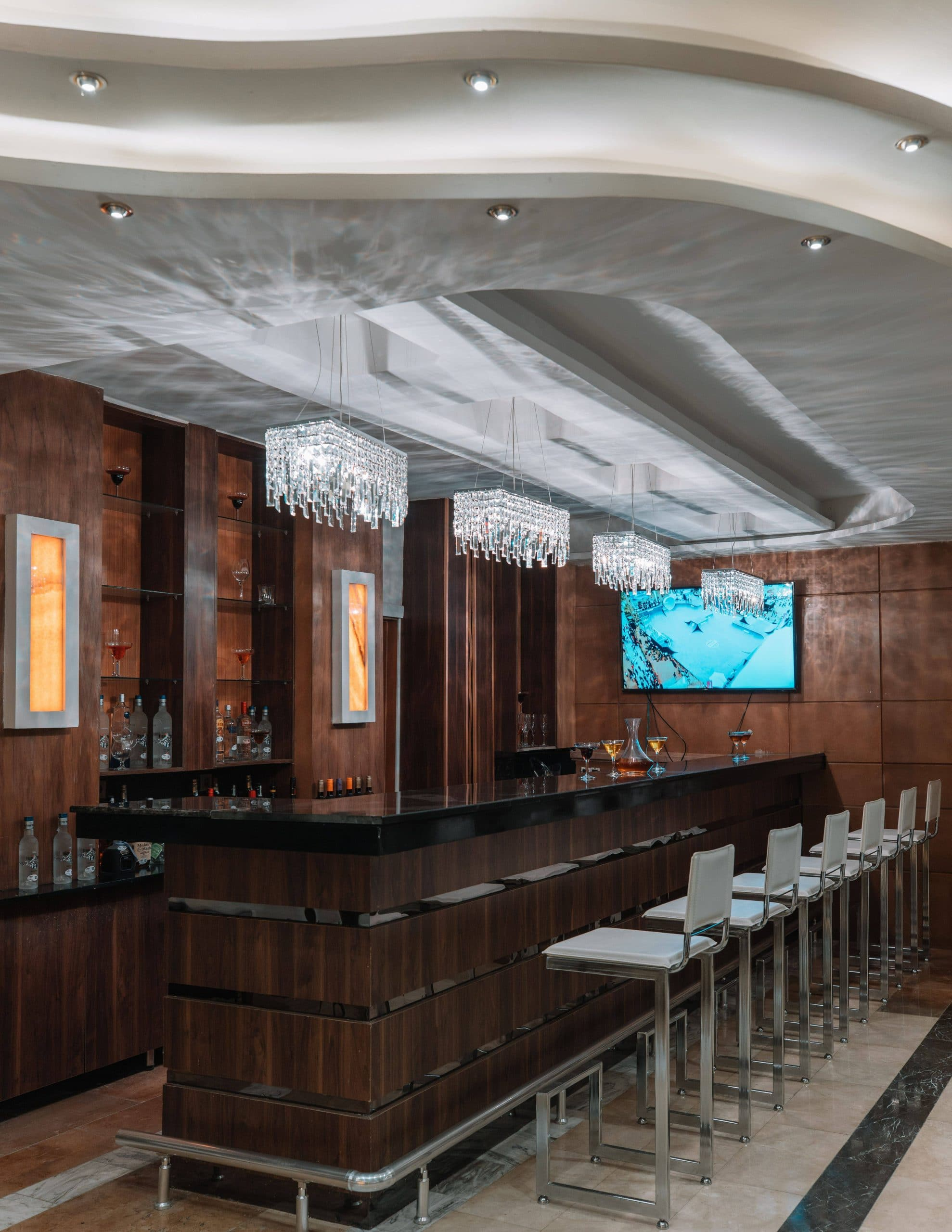 Our Lobby/ Crystal Bar