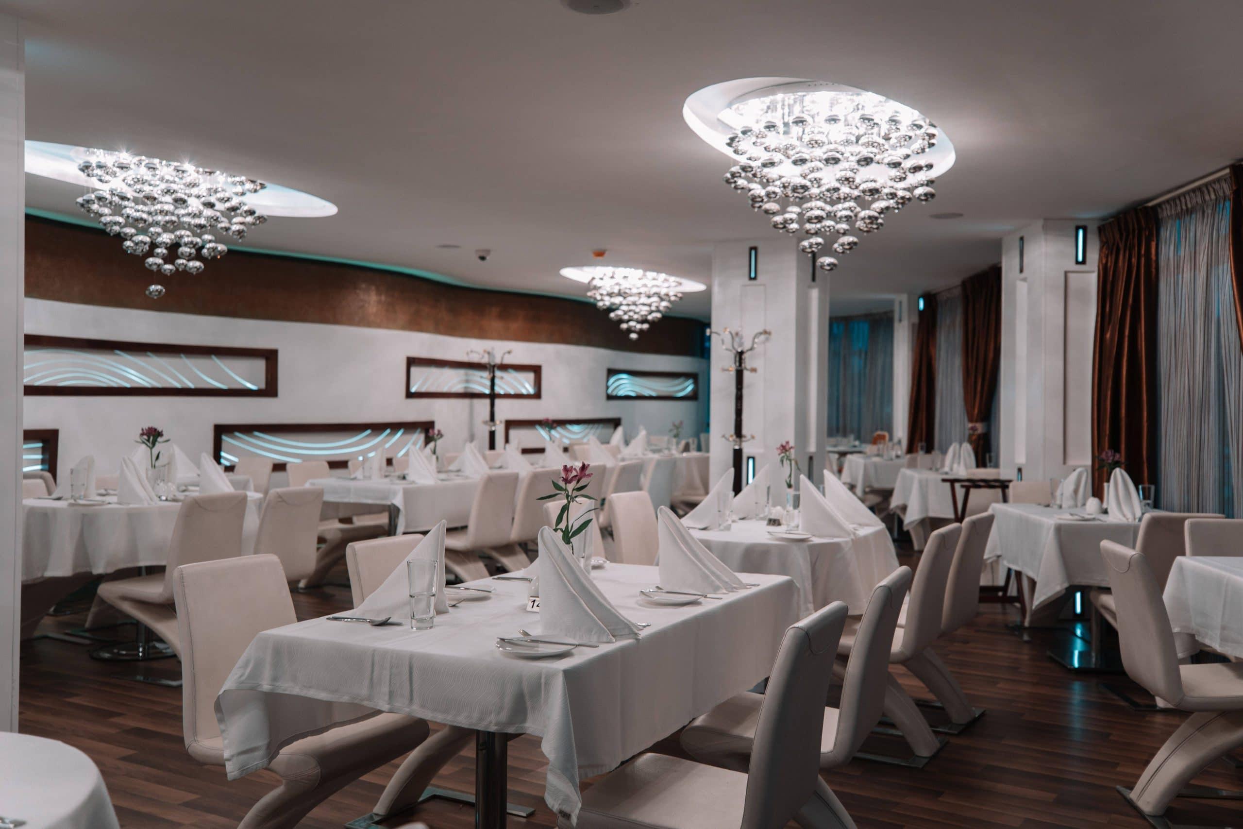 Our Luxury Restaurant